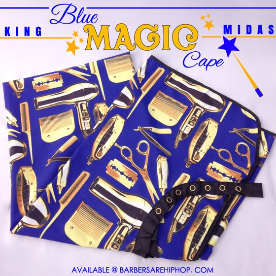 Image of Blue Magic