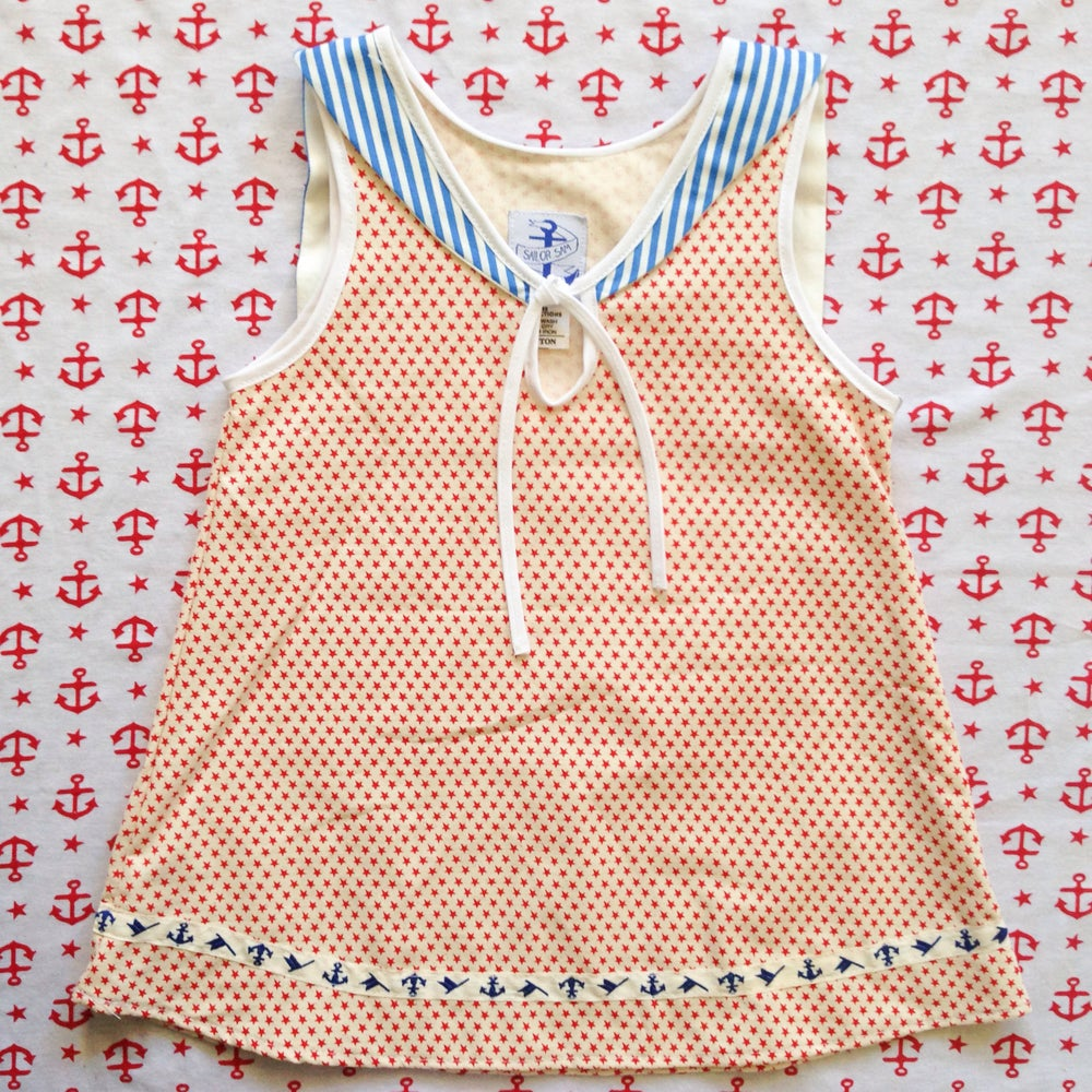 Image of Join the Navy sundress- size 0