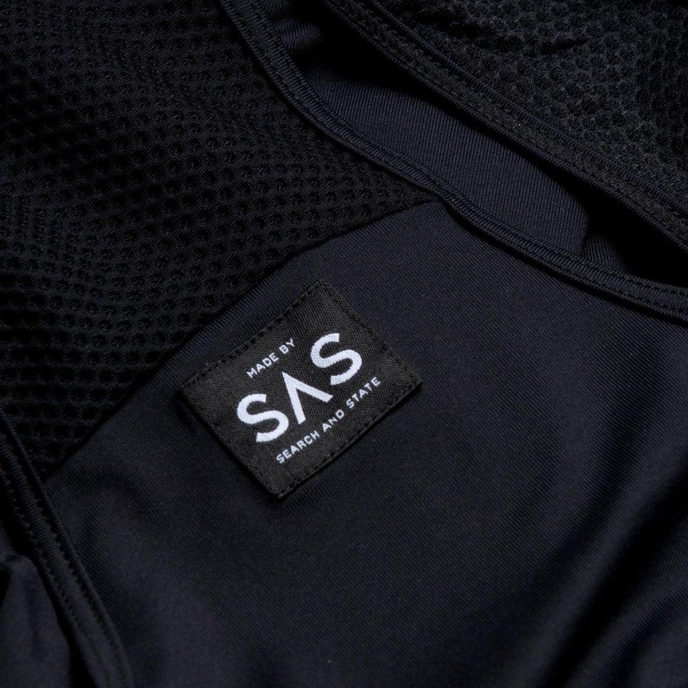 Image of SAS S1-S | RIDING SHORT | BLACK