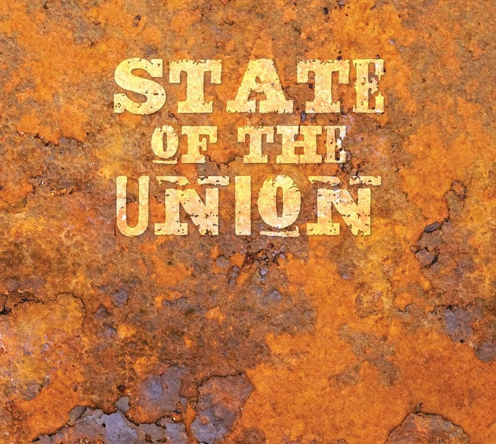 Image of State of the Union (state of the Union) signed