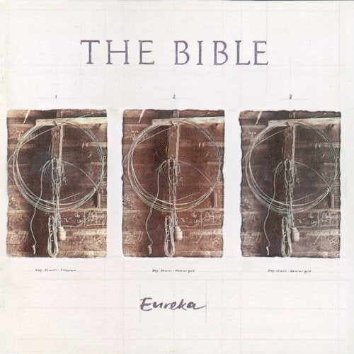 Image of Eureka (The Bible) - 2CD reissue (signed by Boo)