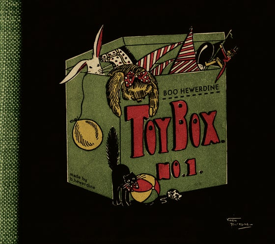 Image of Toy Box No.1 (Signed)