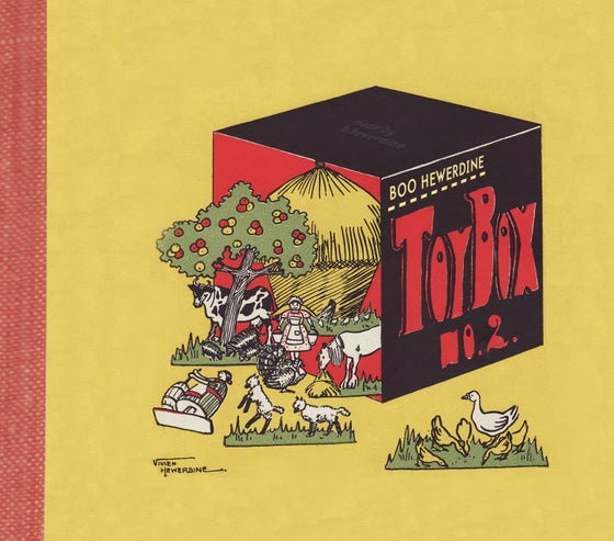 Image of Toy Box No.2 (Signed)