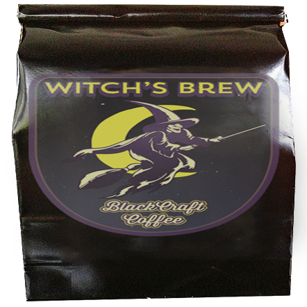 Image of Witch's Brew - Coffee 1lb
