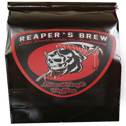 Image of Reaper's Brew - Coffee 1lb