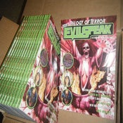 Image of Evilspeak Magazine - Volume #3 (trade paperback book)