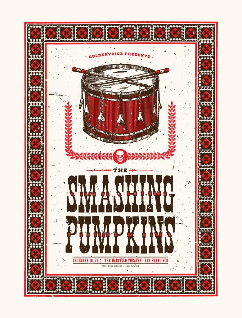 Image of The Smashing Pumpkins - San Francisco 2014