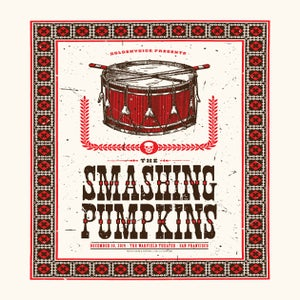 Image of The Smashing Pumpkins - San Francisco 2014