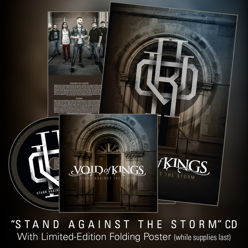 Image of Stand Against The Storm CD