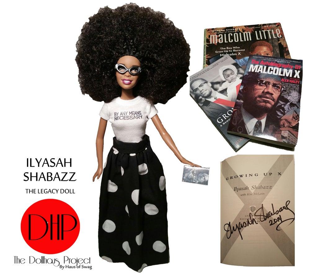 Image of Ilyasah Shabazz Legacy Doll