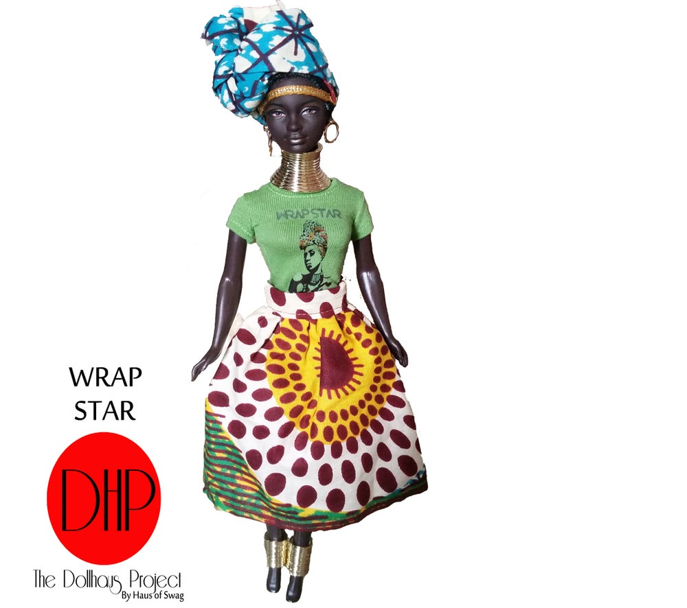 Image of Wrap Star fashion doll