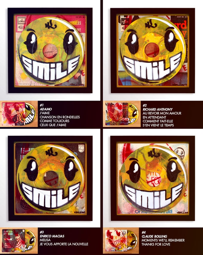 Image of Smile - 45T