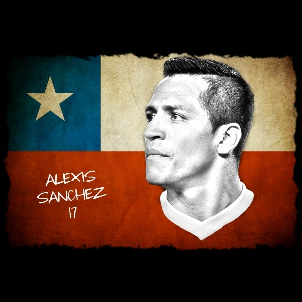 Image of Sanchez Chile (white or black)