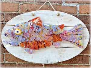 Image of Fused Glass Fish