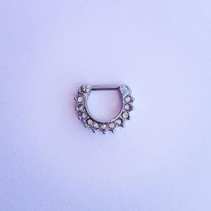 Image of Diamond Septum Clicker