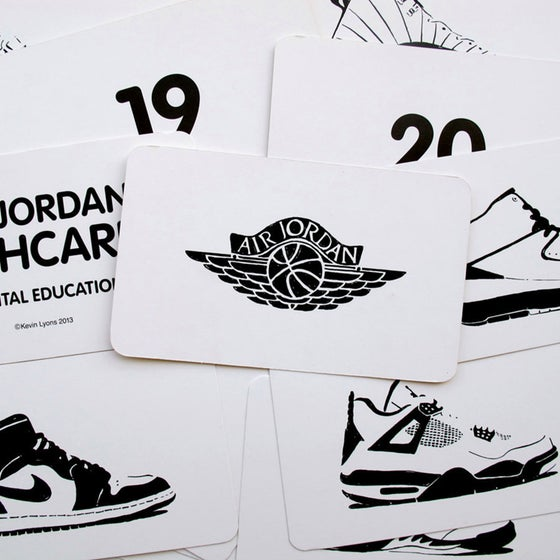 Image of Air Jordan Flashcards