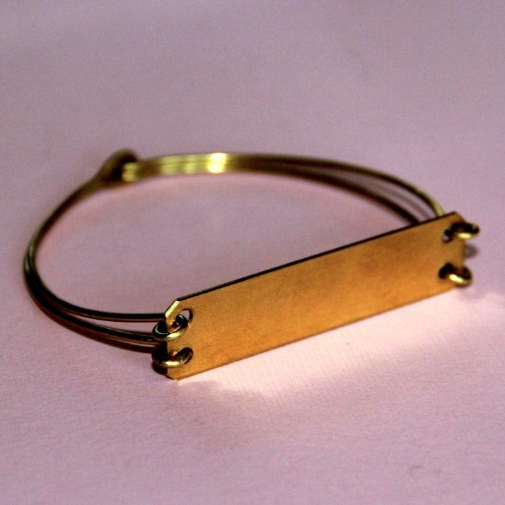 Image of ID Nameplate Bracelet
