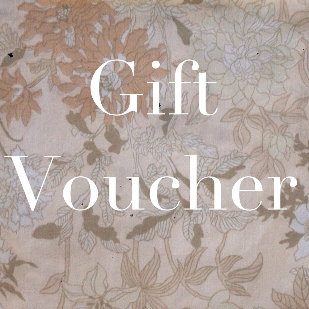 Image of Rummage Style Gift Voucher - Choose your Amount
