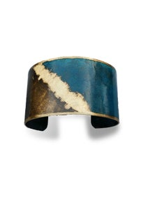 Image of Quasar Brown Oxidized Cuff