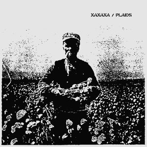 """Image of XAXAXA / Plaids split 10"""" (Stricly No Capital Letters)"""
