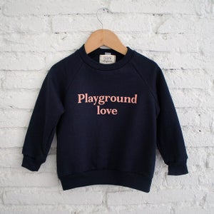 Image of PLAYGROUND LOVE SWEATSHIRT