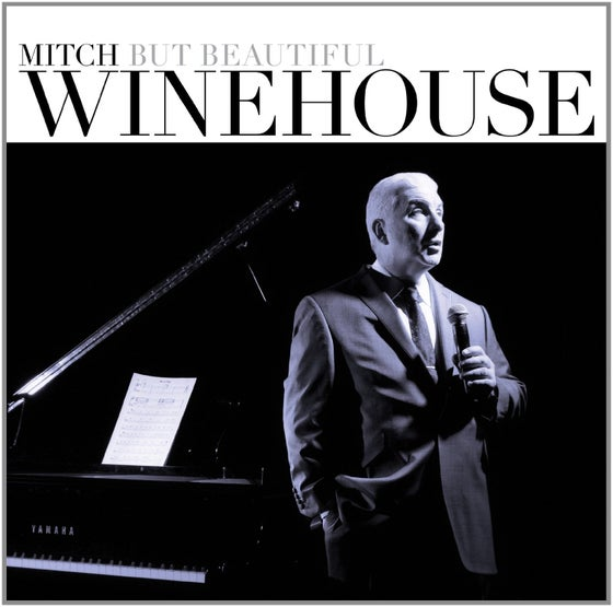 Image of Mitch Winehouse ''But Beautiful'' CD
