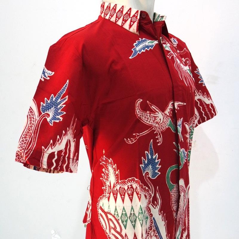 Image of jual batik tulis pria solo