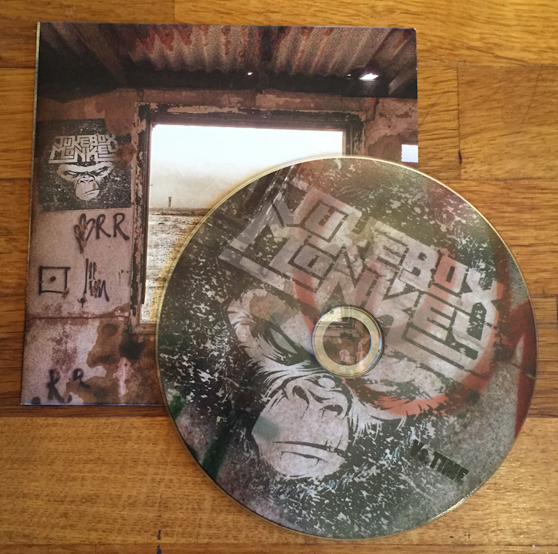 Image of Vs. Time EP Compact Disc