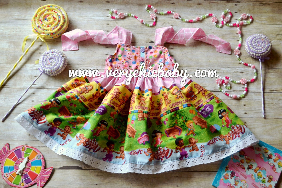 Image of Candyland Kisses Dress
