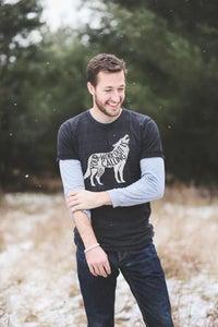 Image of Rogcity Wolf T-Shirt