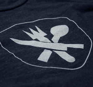 Image of Hunger Crunch Shield Tee