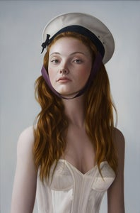 Image of Girl Ashore