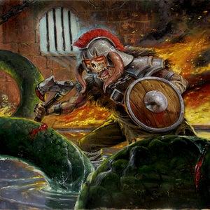 Image of Snake slasher