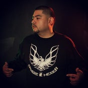 Image of Sangre Mexica Crew Neck Sweater