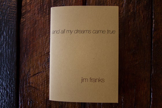 Image of and all my dreams came true (first edition)