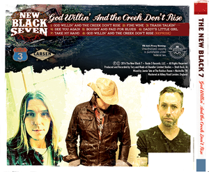 Image of God Willin' And the Creek Don't Rise CD