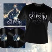Image of Keep Of Kalessin (Epistemology) Black Vinyl and T-Shirt Bundle