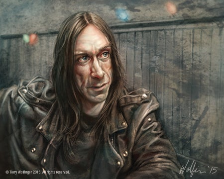 Image of iggy pop