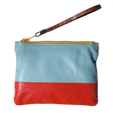 Image of Lamb Leather Pouches