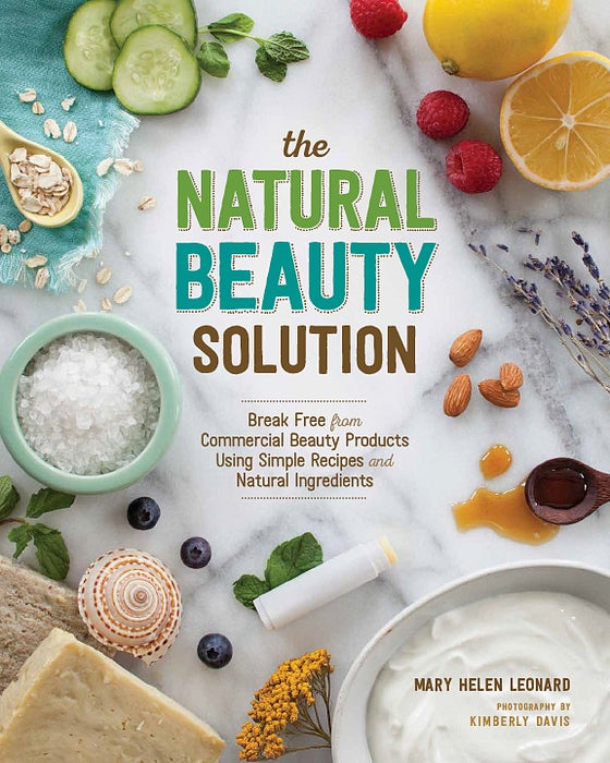Image of The Natural Beauty Solution