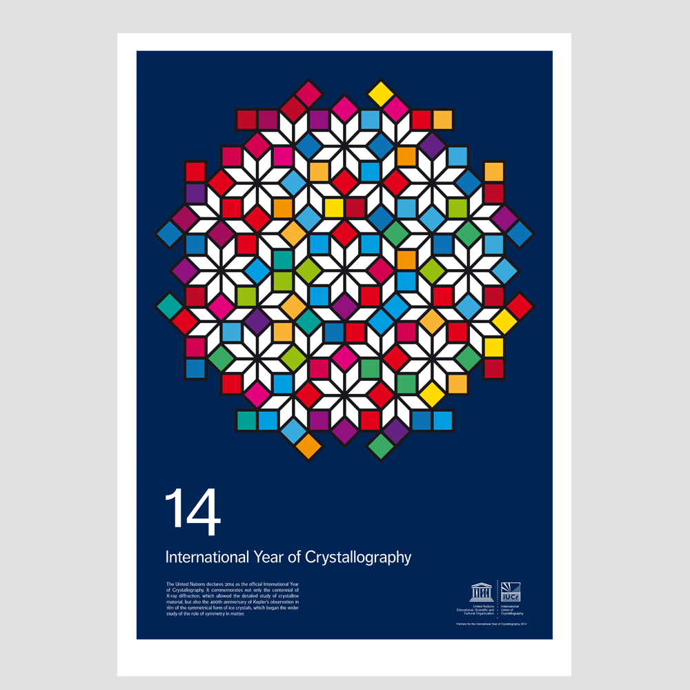 Image of International Year of Crystallography #3