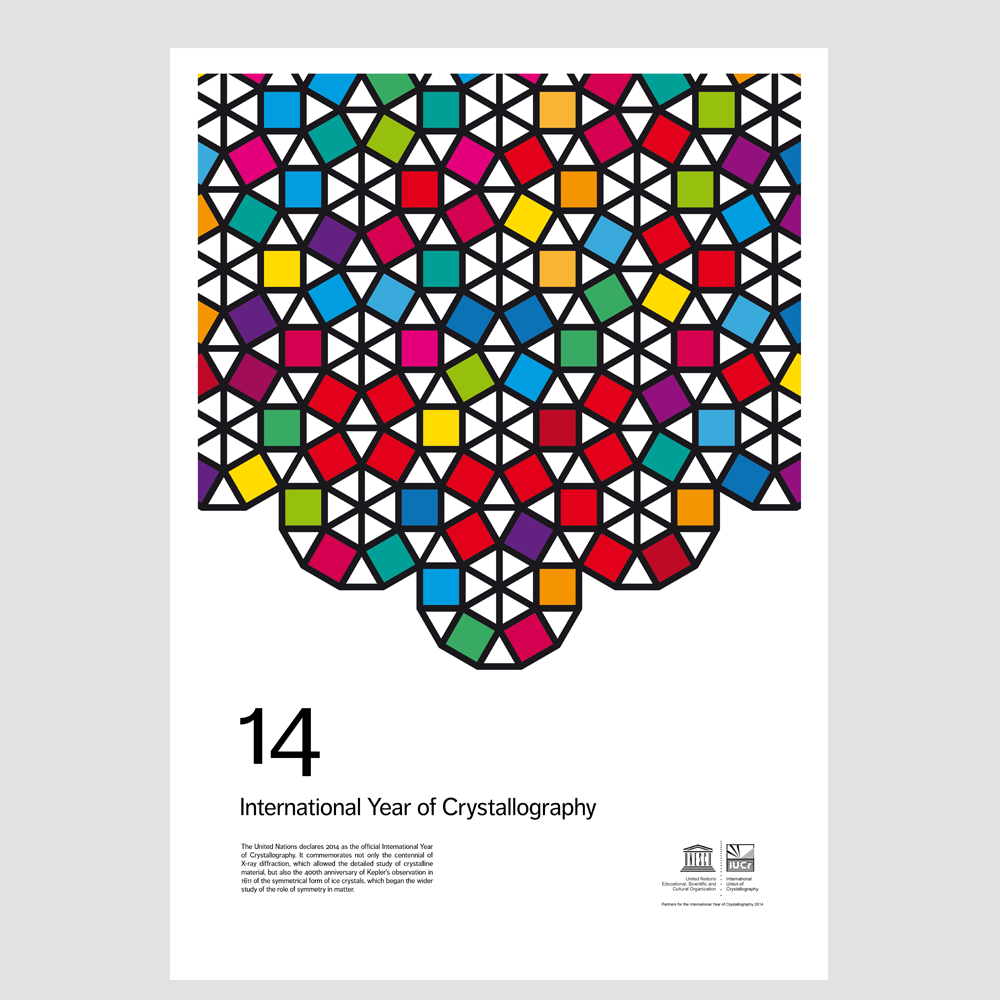 Image of International Year of Crystallography #2