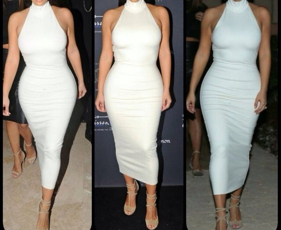 Image of Chrissy Dress (Sleeveless)