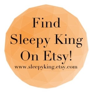 Image of www.sleepyking.etsy.com