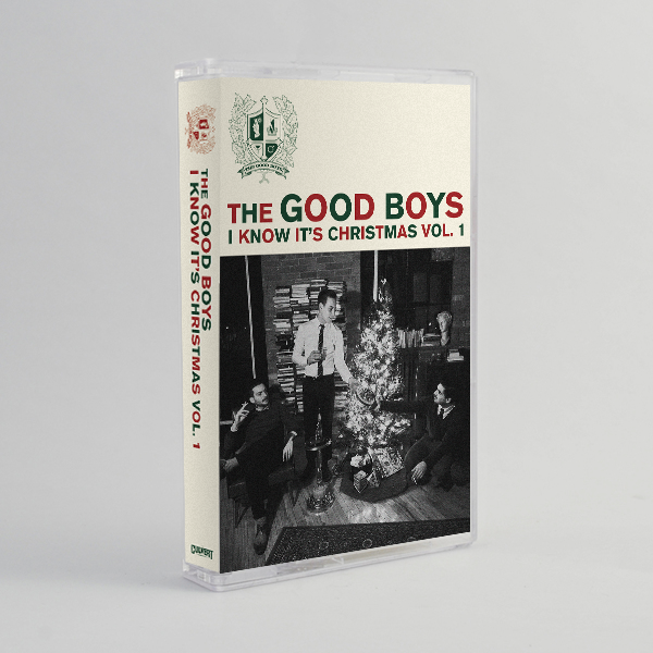 Image of The Good Boys - I Know It's Christmas Vol. 1 (Cassette)