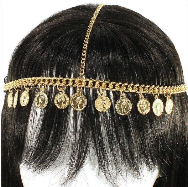 Image of Moneda Head Chain