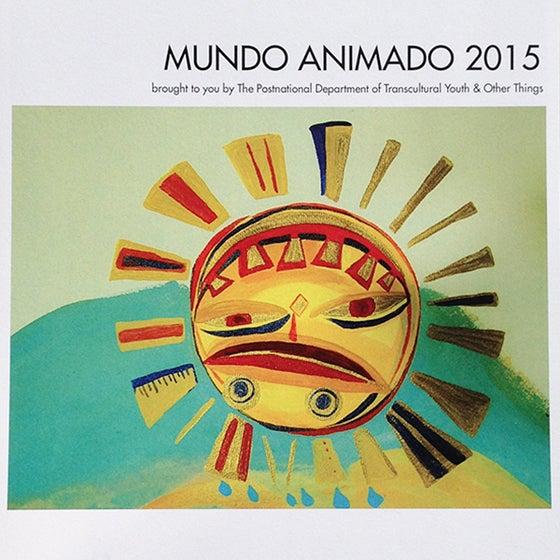 Image of Mundo Animado 2015 Calendar