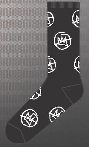 Image of Doomtree No Kings Socks