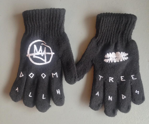 Image of Doomtree Knit Gloves