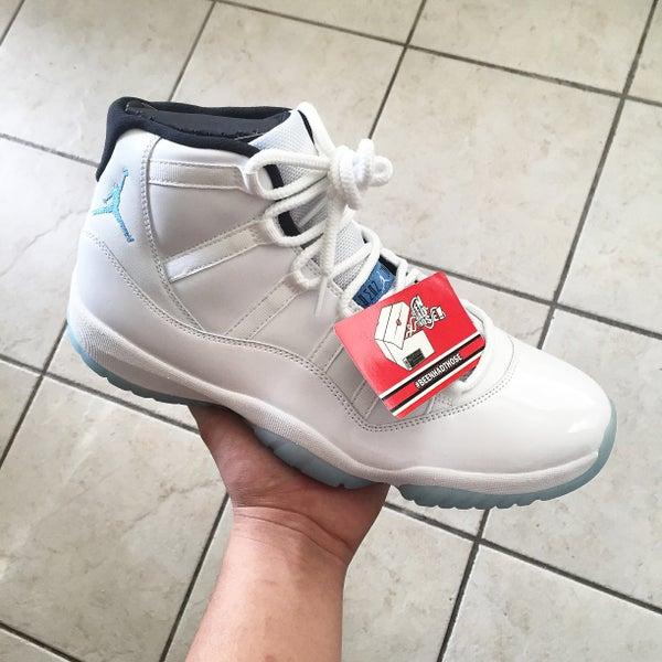 Image of Air Jordan 11 Legend Blue *CONSIGNMENT